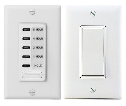 2 speed wall controls