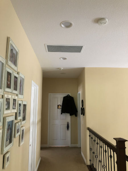 CentricAir 3.4 Whole House Fan Installation in Foothill Ranch, CA