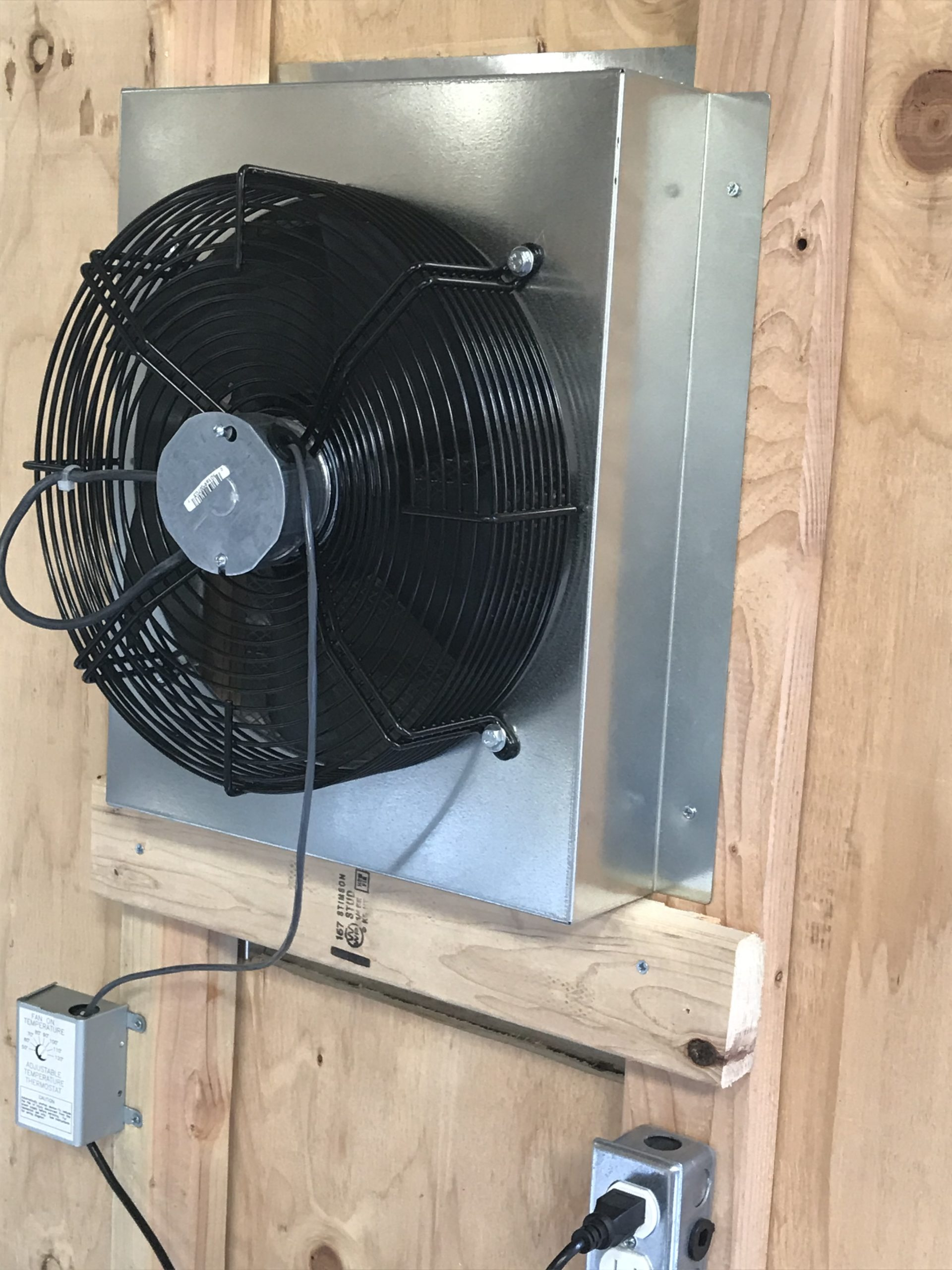 CentricAir Attic Fan