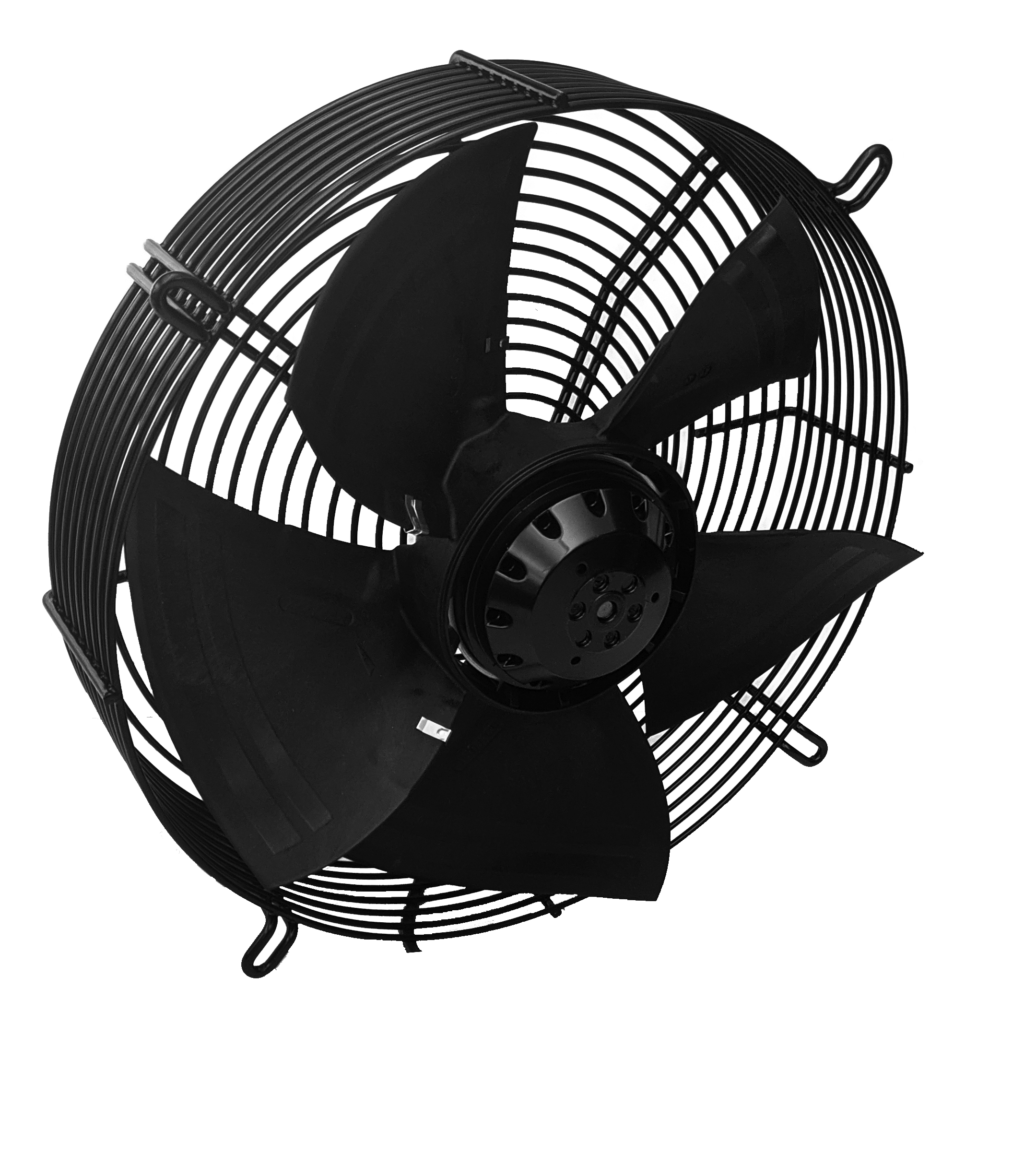 Centricair atttic fan angle